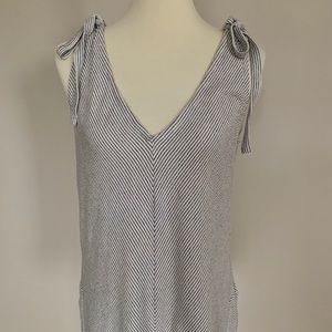 Lucky Brand Striped Tank-NWOT